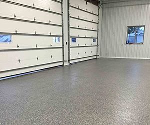 Norfolk Garage Floor Coatings