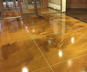 Norwalk Epoxy Flooring